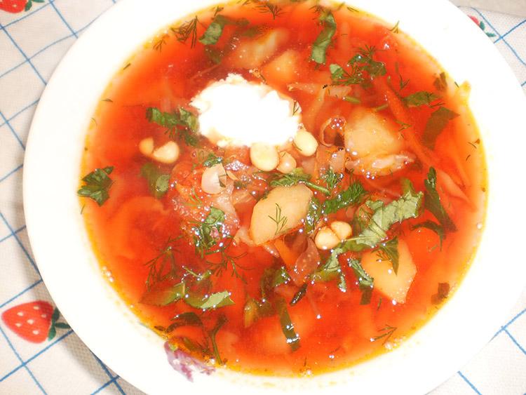 Borsch Soup