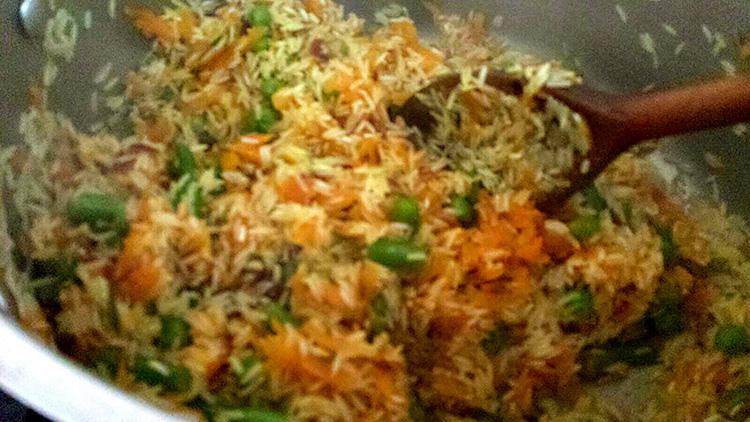 3 Veg Rice