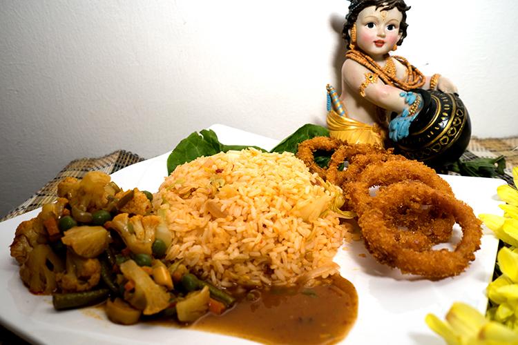 Nasi Goreng Paprik
